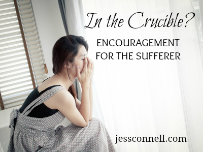 Encouragement For the Sufferer // jessconnell.com