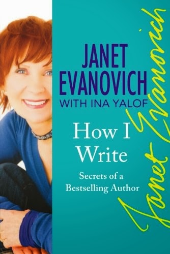 How I Write Janet Evanovich
