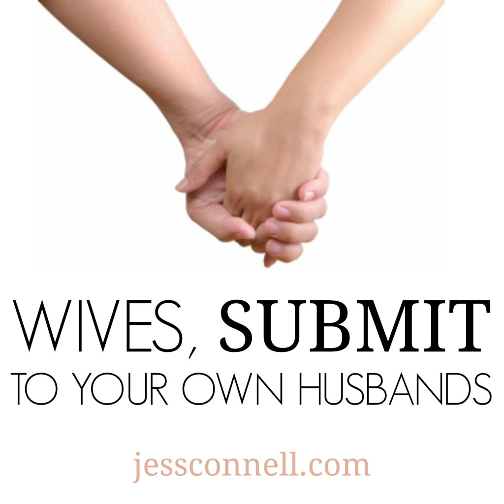Should wives obey their husbands