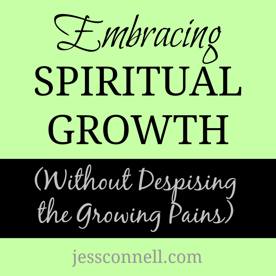 Spiritual Growth Quotes Fair Embracing Spiritual Growth Without Despising The Growing Pains