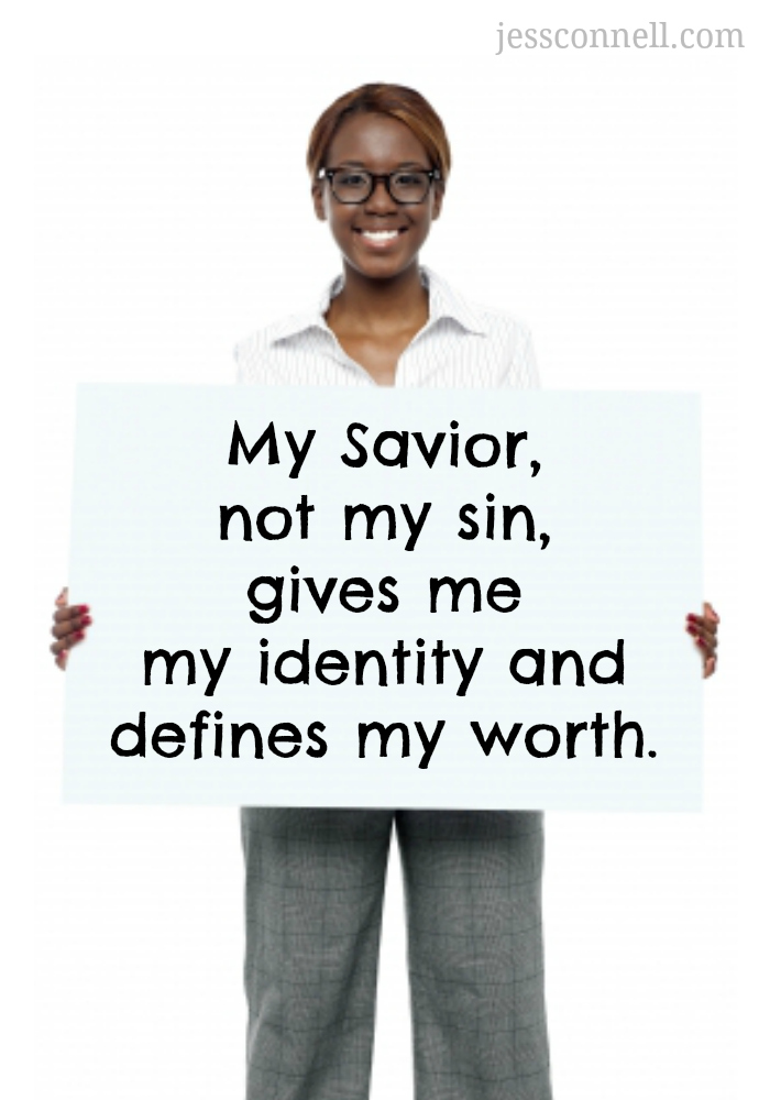 """THAT"" Sin Does Not Define You"