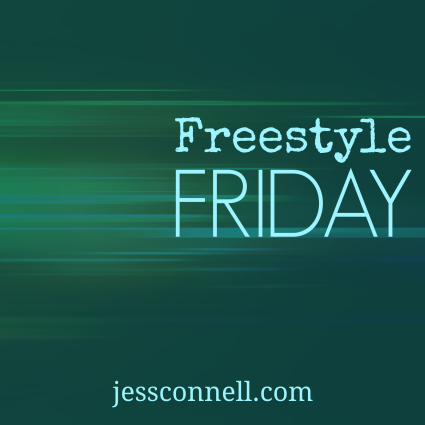 Freestyle Friday @ jessconnell.com