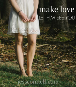 Make Love: LET HIM SEE YOU // jessconnell.com