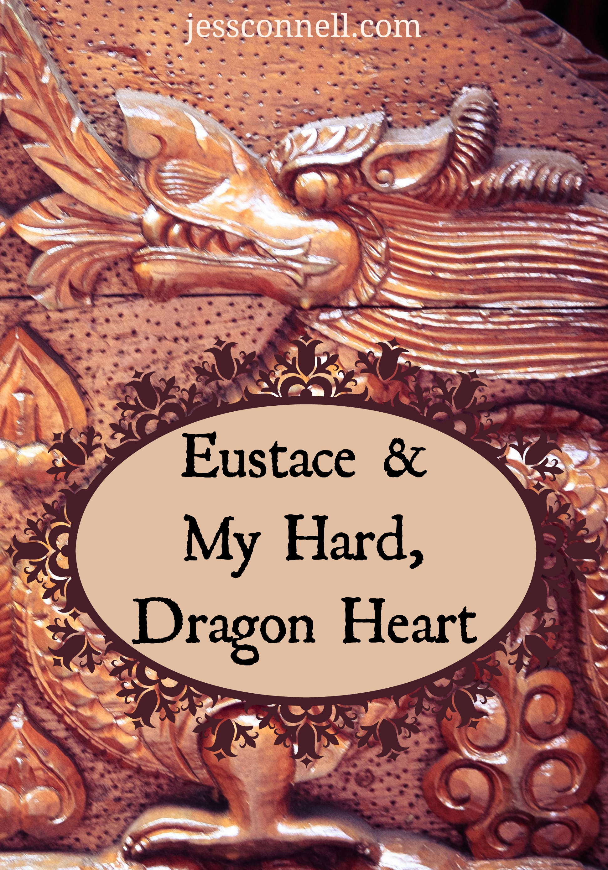 Eustace & My Hard, Dragon Heart // jessconnell.com
