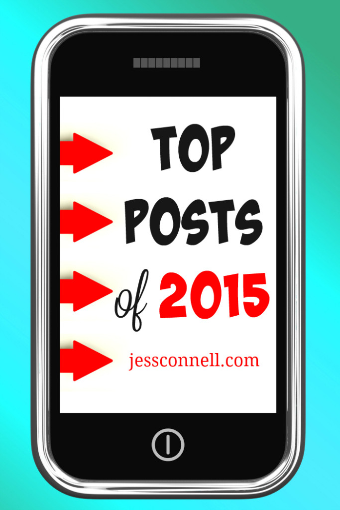 Top Posts of 2015 // jessconnell.com