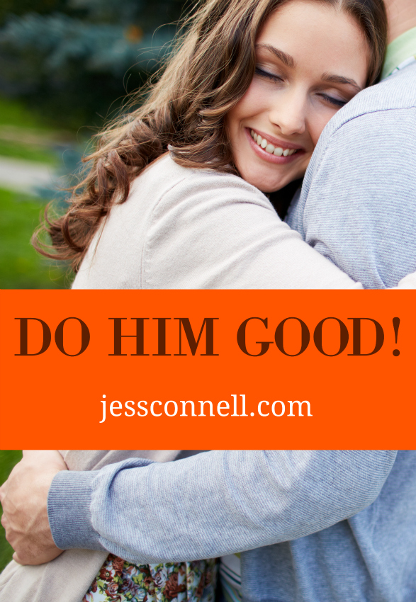 Do Him Good! // jessconnell.com