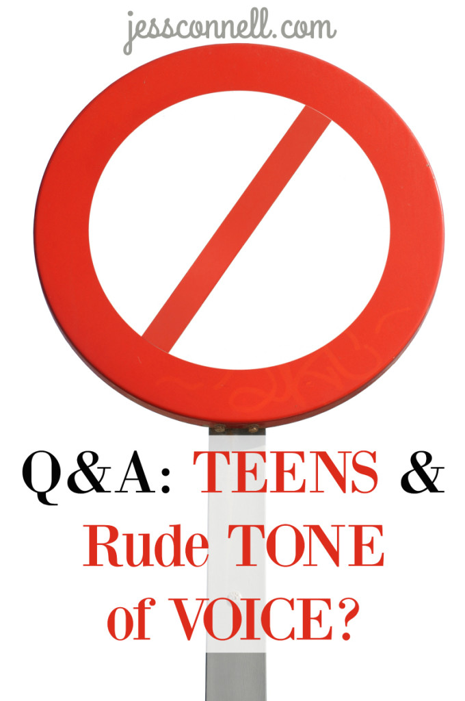 Q&A: TEENS & Rude TONE OF VOICE // jessconnell.com